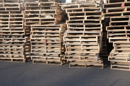 Pallets | FW Logistics